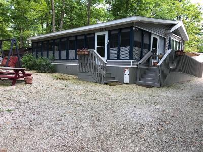 Brookville Single Family Home For Sale: 94 Wild Cherry Lane #94