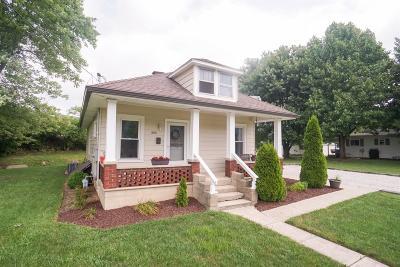 Dearborn County Single Family Home For Sale: 306 Railroad Avenue