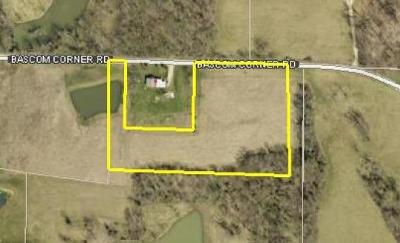 Ohio County Residential Lots & Land For Sale: Bascom Corner Road