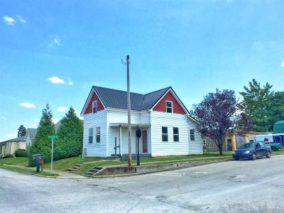 Ripley County Single Family Home For Sale: 119 S High Street