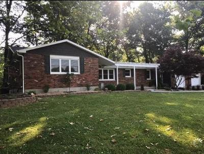 Ripley County Single Family Home For Sale: 102 W County Rd 925 N
