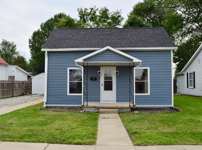 Ripley County Single Family Home For Sale: 131 S Sycamore Street