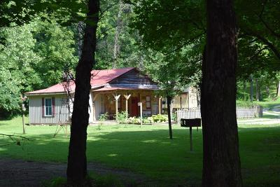 Switzerland County Single Family Home For Sale: 7385 Two Lick Road