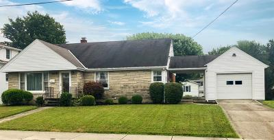 Ripley County Single Family Home For Sale: 805 Western Avenue