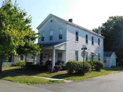 Brookville Single Family Home For Sale: 720 Mill Street