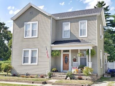 Brookville Single Family Home For Sale: 613 E 7th Street