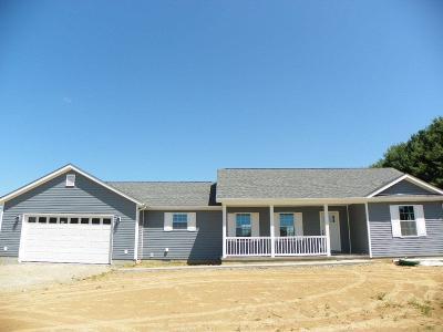 Brookville Single Family Home For Sale: 12025 Sr 101 Court