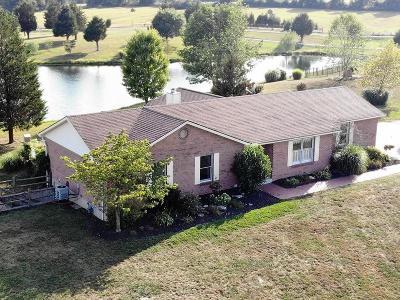 Dillsboro Single Family Home For Sale: 10126 Gilday Lane