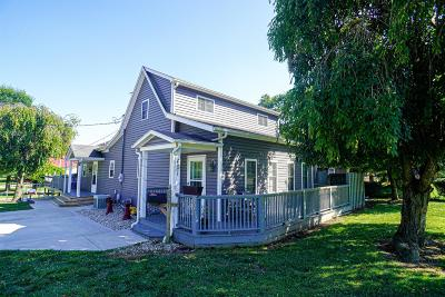 Ohio County Single Family Home For Sale: 601 S Walnut Street