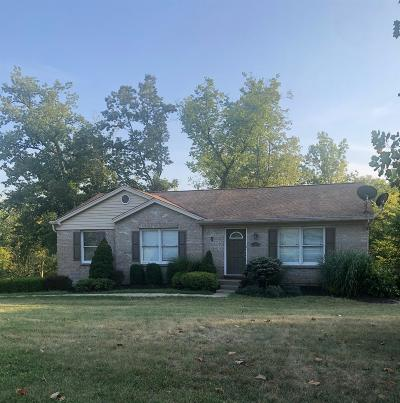 Lawrenceburg Single Family Home For Sale: 837 Greentree Road