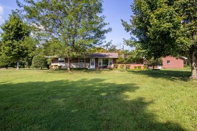 Aurora Single Family Home For Sale: 9513 Mount Tabor Road