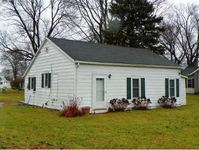 Brookville Single Family Home For Sale: 10003 Market Street