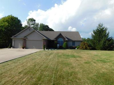 Brookville Single Family Home For Sale: 11161 Brookhaven
