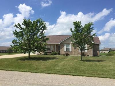 Brookville Single Family Home For Sale: 8123 Striper Lane