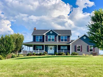 Rising Sun Single Family Home For Sale: 3239 Blackberry Ln Lane