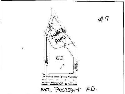 Dearborn County Residential Lots & Land For Sale: 7 Mt Pleasant Road