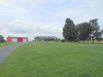 Switzerland County Single Family Home For Sale: 17893 State Rd 250