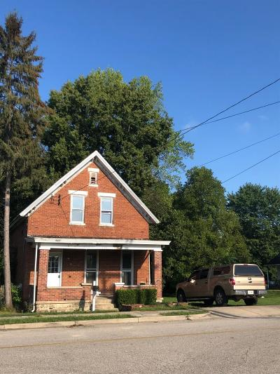 Dearborn County Single Family Home For Sale: 437 Manchester Street