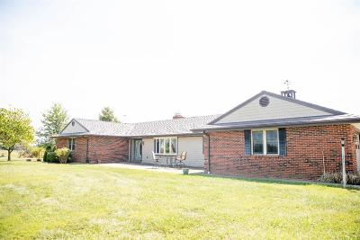 Switzerland County Single Family Home For Sale: 16562 State Road 250