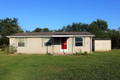 Switzerland County Single Family Home For Sale: 9052 Florence Hill Road