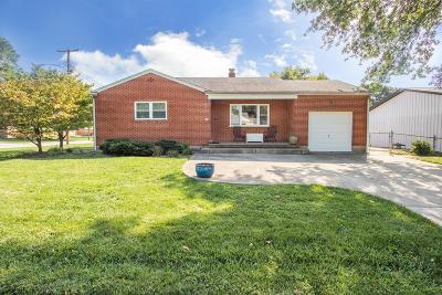 Lawrenceburg IN Single Family Home For Sale: $160,000