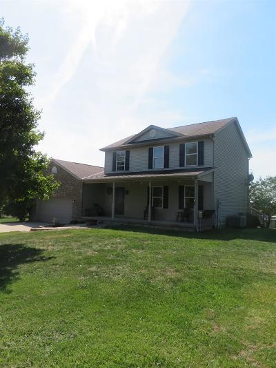 Dearborn County Single Family Home For Sale: 9825 N Hogan Road