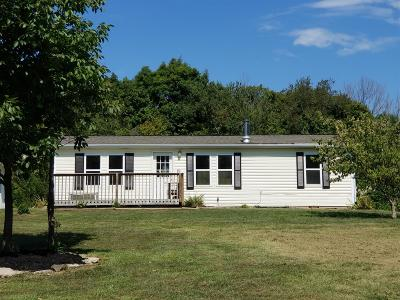 Dearborn County Single Family Home For Sale: 13526 Klausing Road
