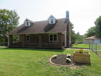 Dearborn County Single Family Home For Sale: 8607 Old State Road 350