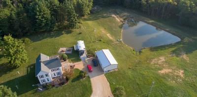 Dearborn County Single Family Home For Sale: 9386 Stinchcomb Lane