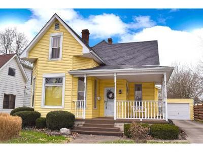 Batesville Single Family Home For Sale: 327 S Park Ave