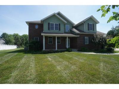 Batesville Single Family Home For Sale: 89 Red Maple Ct