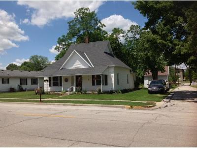 Dillsboro Single Family Home For Sale: 12767 North St