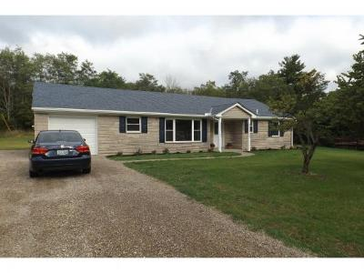 Lawrenceburg IN Single Family Home For Sale: $195,900