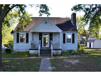 Aurora Single Family Home For Sale: 317 Woodlawn Ave
