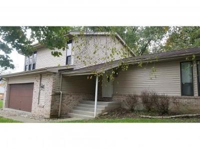 Single Family Home Sold: 617 Eagleview Dr