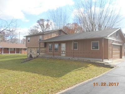 Batesville Single Family Home For Sale: 1047 Tekulve Rd