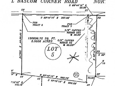 Rising Sun Residential Lots & Land For Sale: Bascom Corner Rd