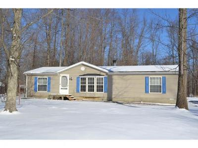 Dillsboro Single Family Home For Sale: 3127 S 350 E