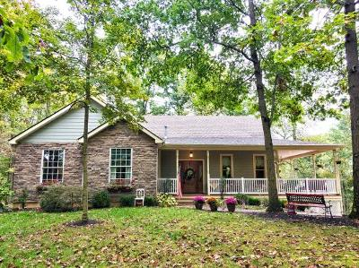 Brookville Single Family Home For Sale: 8015 Shop Rd