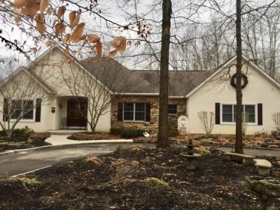 Batesville Single Family Home For Sale: 3444 E 1200 N