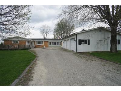 Batesville Single Family Home For Sale: 118 Merkel Rd