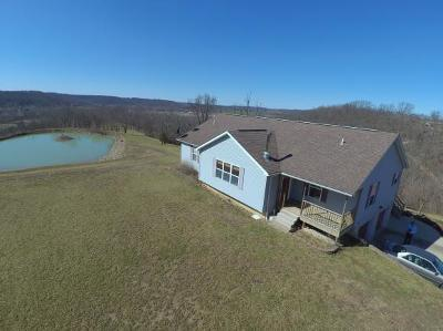 Brookville Single Family Home For Sale: 8076 Sharps Hill Rd