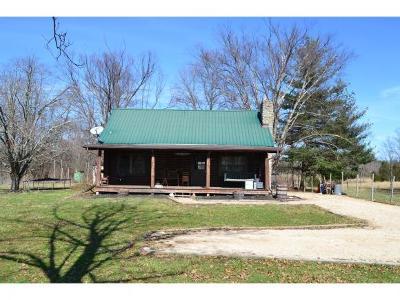Aurora Single Family Home For Sale: 9516 Sr 48