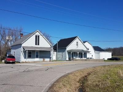 Rising Sun Multi Family Home For Sale: 9181 W Sr 56