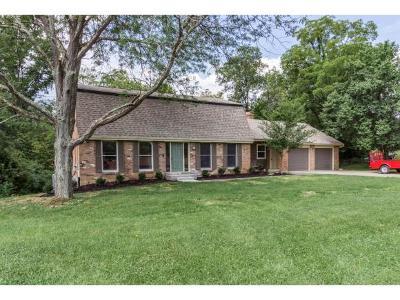 Lawrenceburg Single Family Home For Sale: 1543 Kathy Ct