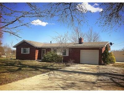 Lawrenceburg Single Family Home For Sale: 17462 Hillcrest Dr