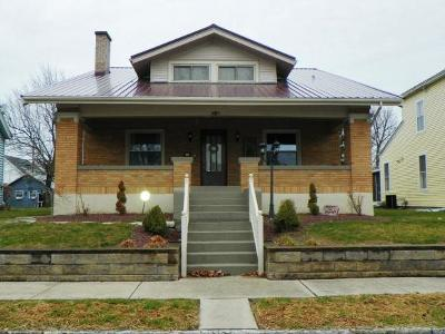 Brookville Single Family Home For Sale: 311 11th St