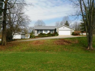 Batesville Single Family Home For Sale: 24 Woodlawn Dr