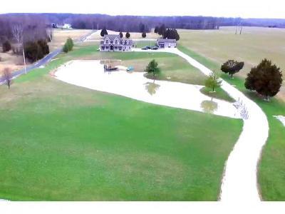 Sunman Single Family Home For Sale: 3617 E Prattsburg Rd