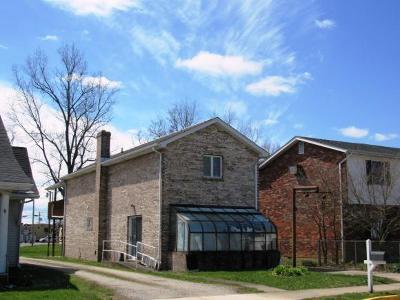 Dillsboro Single Family Home For Sale: 12710 North St